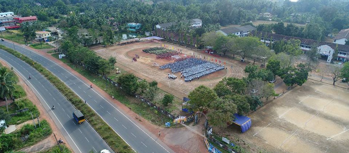 Kota Vidya Sangha (R ) Kota | 'Thamasoma Jyothirgamaya'